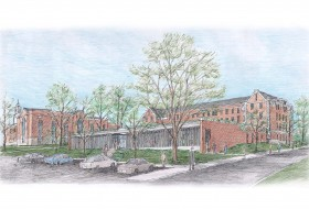 Architect Rendering view3